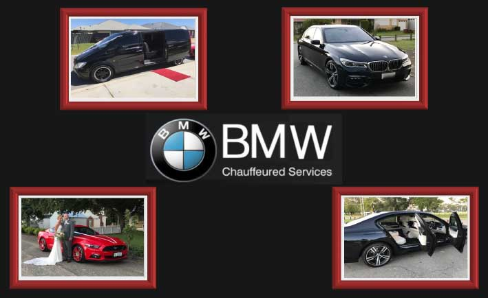 BMW Chauffeured Services