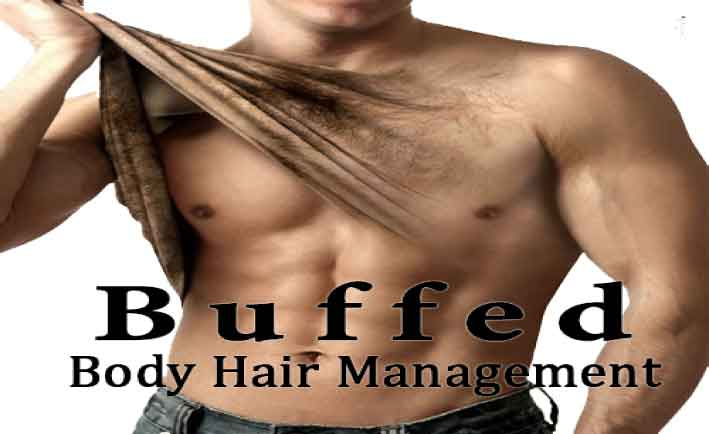 Buffed Body Hair