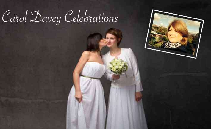 Carol Davey Weddings