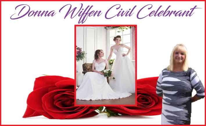 Donna Wiffen Civil Celebrant