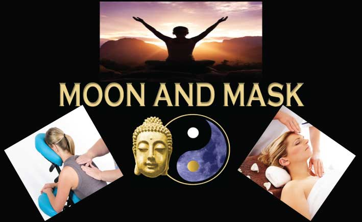 Moon and Mask